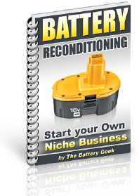 Your Own Battery Reconditioning Business
